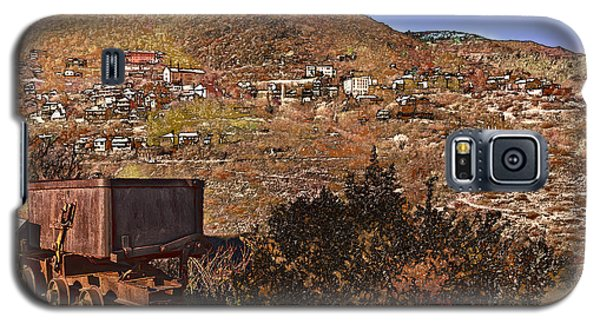 Old Mining Town No.24 Galaxy S5 Case