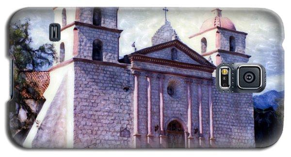 Old Mission Santa Barbara Galaxy S5 Case