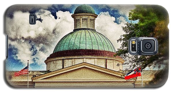 Old Mississippi Capitol Building Galaxy S5 Case