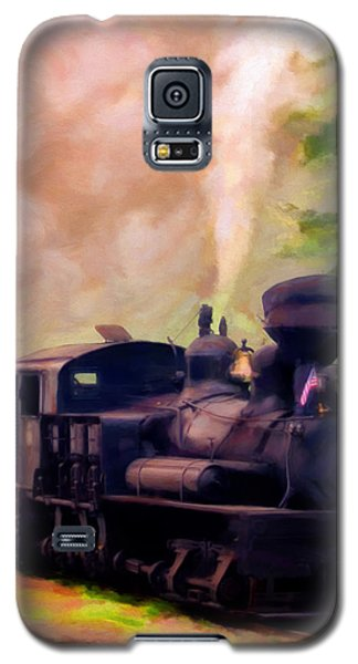 Old No. 5 Galaxy S5 Case by Michael Pickett