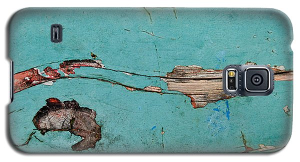 Old Ocean - Abstract Galaxy S5 Case