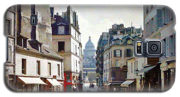 Galaxy S5 Case featuring the photograph Old Paris by Bill OConnor