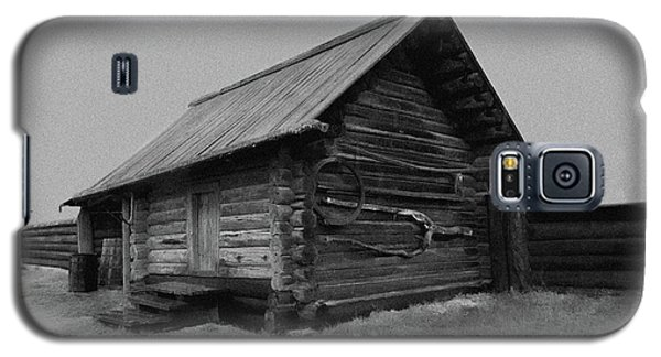 Old Peasant House 2 Galaxy S5 Case