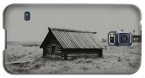 Old Peasant House 3 Galaxy S5 Case