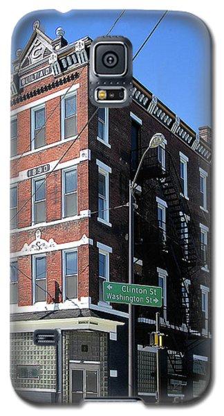 Old Penn Hotel - Johnstown Pa Galaxy S5 Case