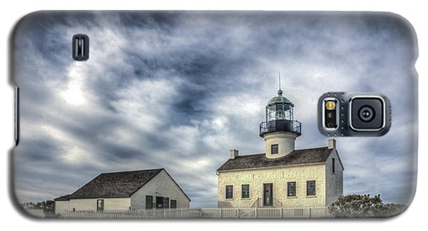 Old Point Loma Lighthouse Galaxy S5 Case by Kelly Marquardt