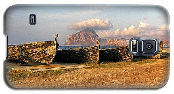 Aquatic Dream Of Sicily Galaxy S5 Case