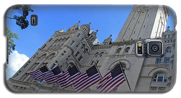 The Old Post Office Or Trump Tower Galaxy S5 Case