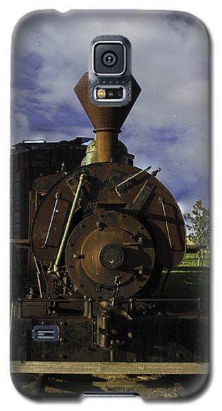 Old Prairie Train Galaxy S5 Case