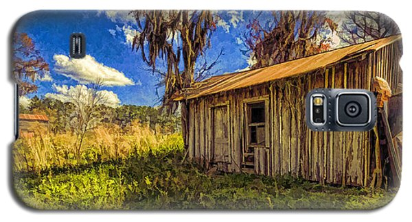 Old Ranch Hand Shack Galaxy S5 Case by Lewis Mann