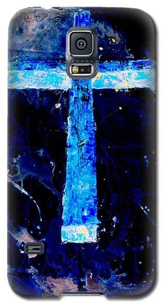 Old Rugged Cross II Galaxy S5 Case