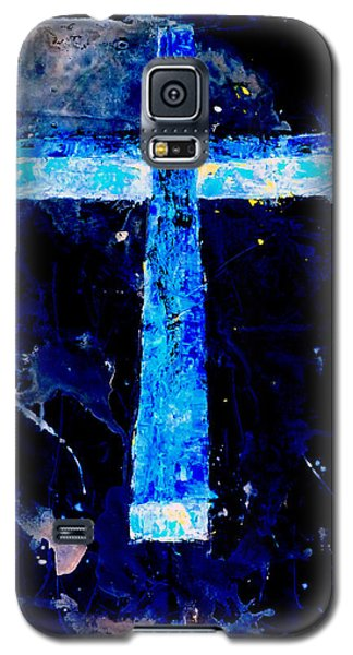 Old Rugged Cross II Galaxy S5 Case