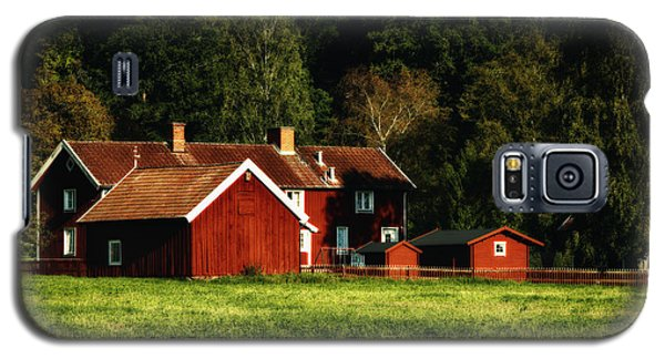 Old Rural Farm 17th Century Galaxy S5 Case