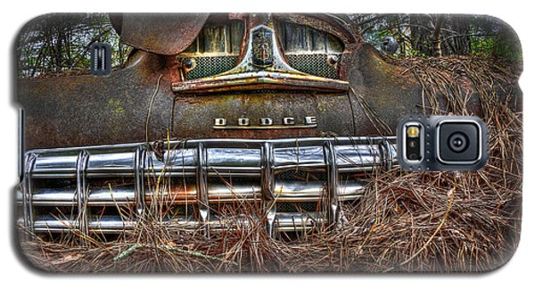 Old Rusty Dodge Galaxy S5 Case