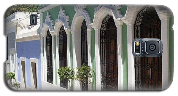 Old San Juan Street Galaxy S5 Case