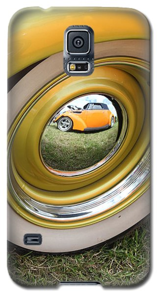 Old School Reflection Take 2 Galaxy S5 Case