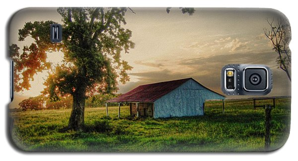 Old Shed Galaxy S5 Case by Savannah Gibbs