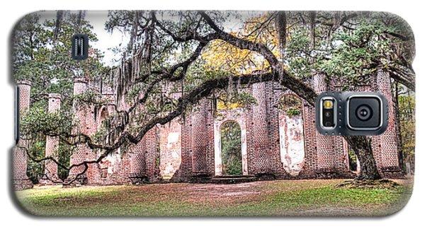 Old Sheldon Church - Bending Oak Galaxy S5 Case