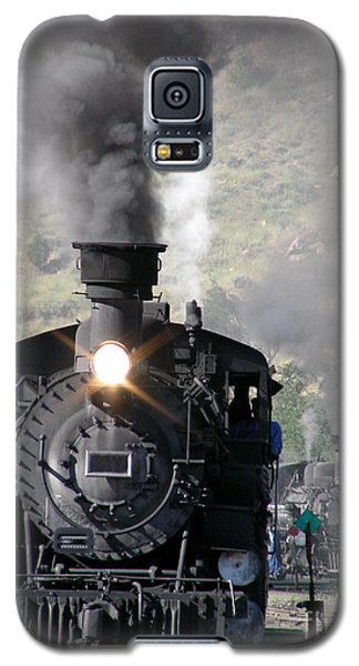 Old Smoke Galaxy S5 Case