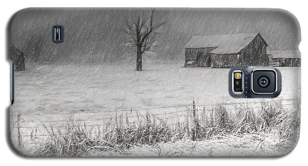 Old Sod Farm Galaxy S5 Case by Kelly Marquardt