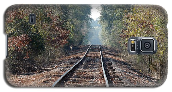 Old Southern Tracks Galaxy S5 Case