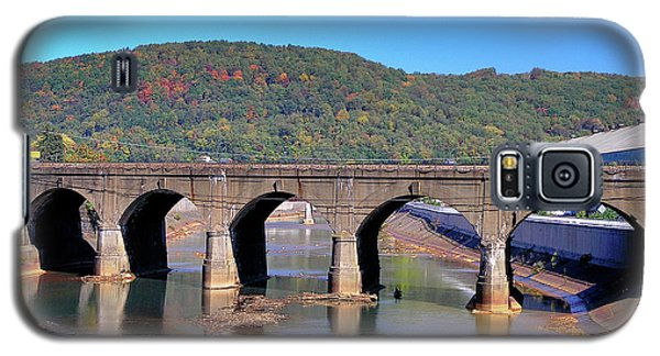 Old Stone Bridge - Johnstown Pa Galaxy S5 Case
