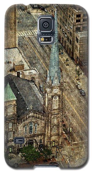 Old Stone Church Galaxy S5 Case
