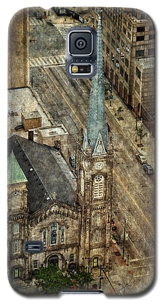 Old Stone Church Galaxy S5 Case