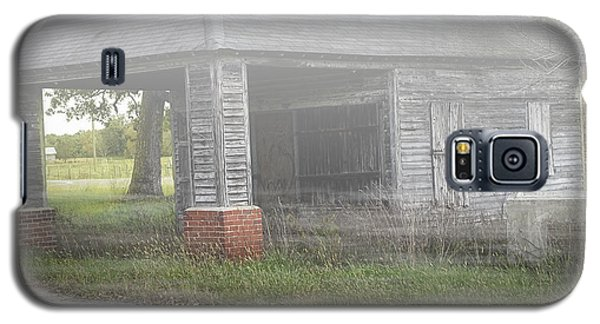 Galaxy S5 Case featuring the digital art Old Store by Melissa Messick