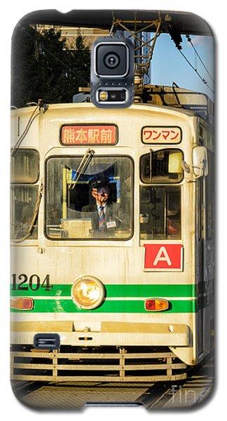 Old Streetcar In Kumamoto - Kyushu - Japan Galaxy S5 Case