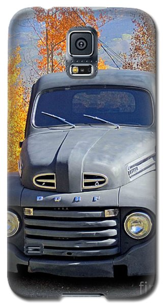 Galaxy S5 Case featuring the photograph Old Time Fun by Fiona Kennard
