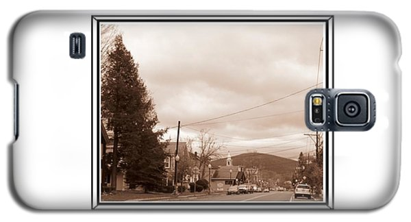 Old Time Main Street Galaxy S5 Case