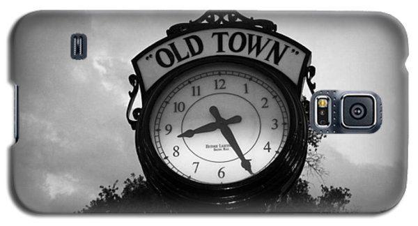 Old Town Clock Galaxy S5 Case