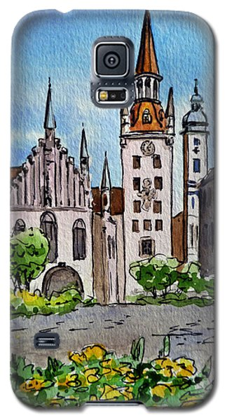 Old Town Hall Munich Germany Galaxy S5 Case