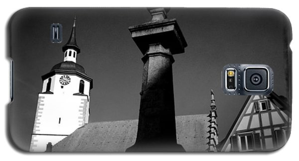 House Galaxy S5 Case - Old Town Waldenbuch In Germany by Matthias Hauser