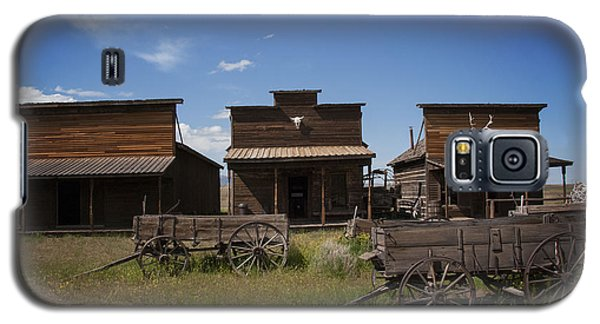 Old Trail Town Galaxy S5 Case