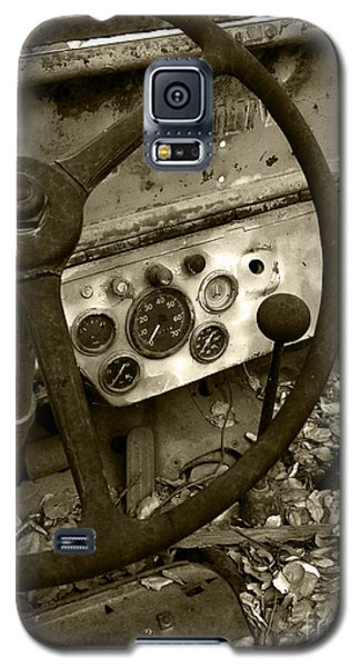 Old Truck 1 Galaxy S5 Case