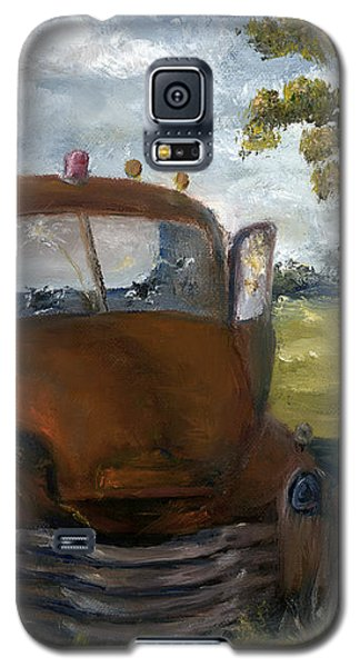 Old Truck Shreveport Louisiana Wrecker Galaxy S5 Case
