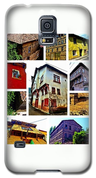 Old Turkish Houses Galaxy S5 Case