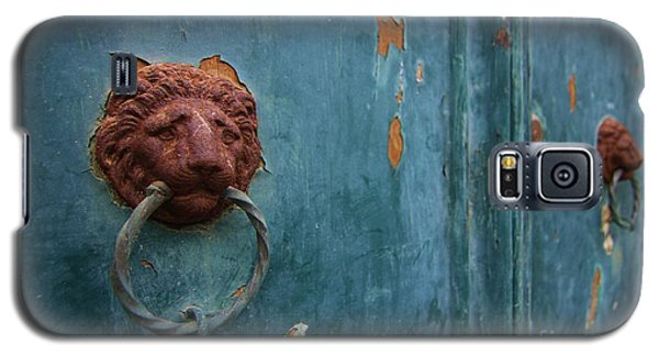 Old Venetian Door Knocker Galaxy S5 Case