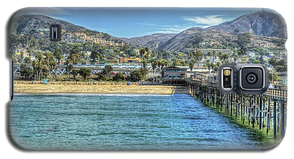 Old Ventura City From The Pier Galaxy S5 Case by David Zanzinger