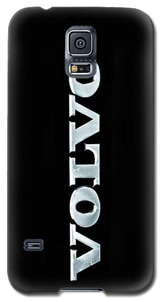 Old Volvo Emblem Galaxy S5 Case
