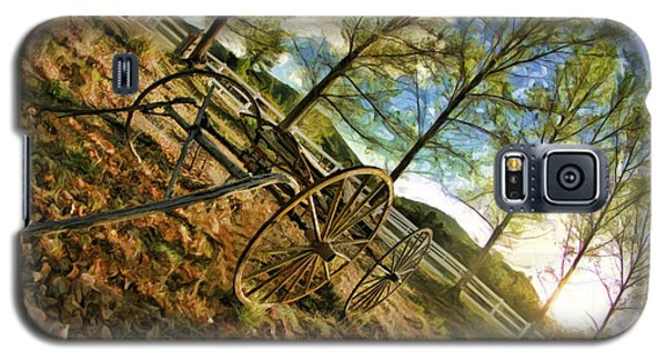 Old Wagon Galaxy S5 Case
