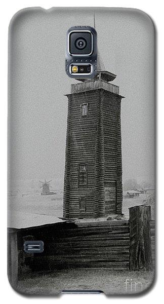 Old Watchtower Galaxy S5 Case by Evgeniy Lankin