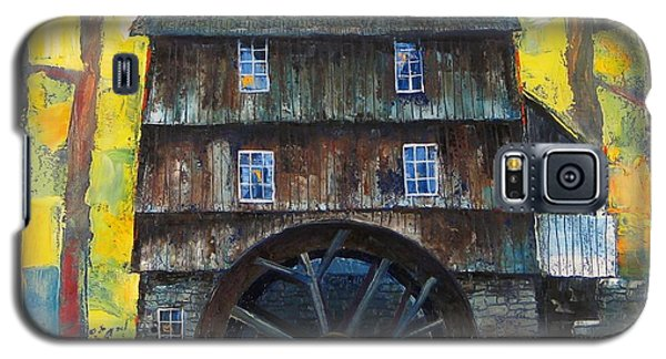 Old Water Mill Galaxy S5 Case
