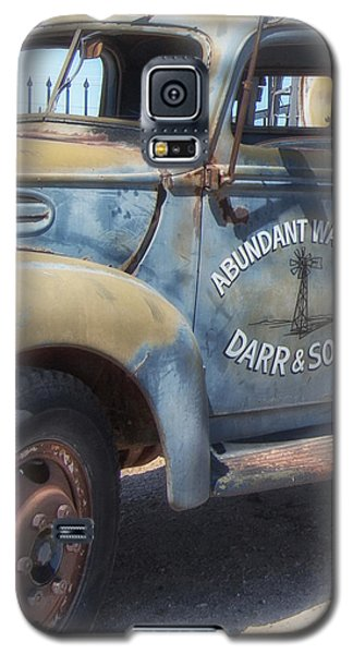 Old Water Truck Galaxy S5 Case