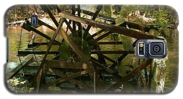 Old Waterwheel Galaxy S5 Case
