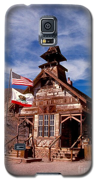 Old West School Days Galaxy S5 Case