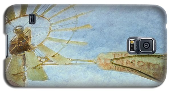 Old Windmill Galaxy S5 Case by TK Goforth