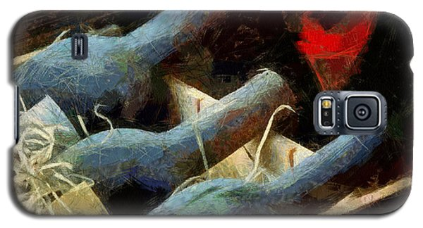 Old Wine Galaxy S5 Case by Georgi Dimitrov